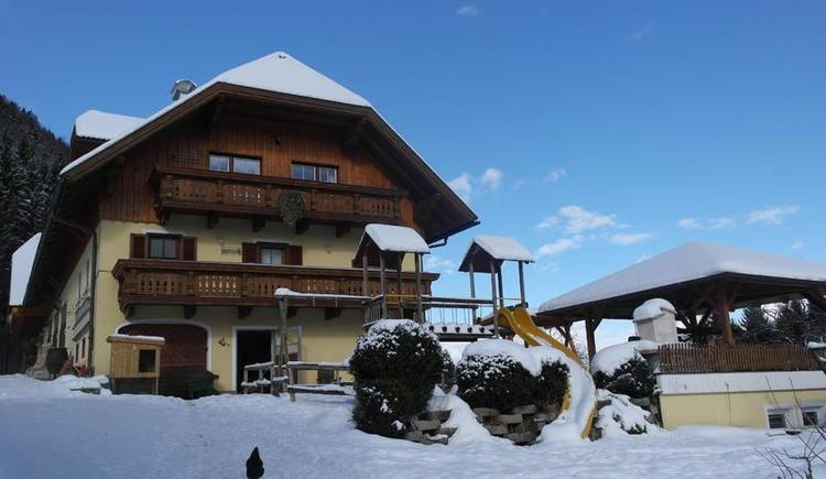 Schnee am Roithhof (© Roithhof)