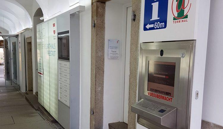 Rathaus-Info-Portal. (© Pro Freistadt)