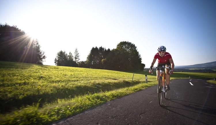Rennradroute durchs Mühlviertel (© OÖ.Tourismus/Erber)