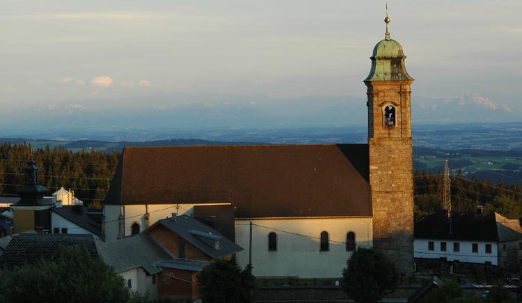 Pfarrkirche (© TV Pfarrkirchen)