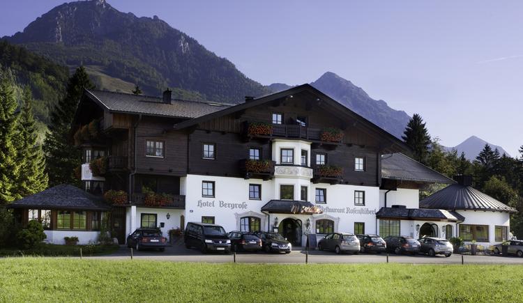 Hotel Bergrose. (© Paul Edlinger)
