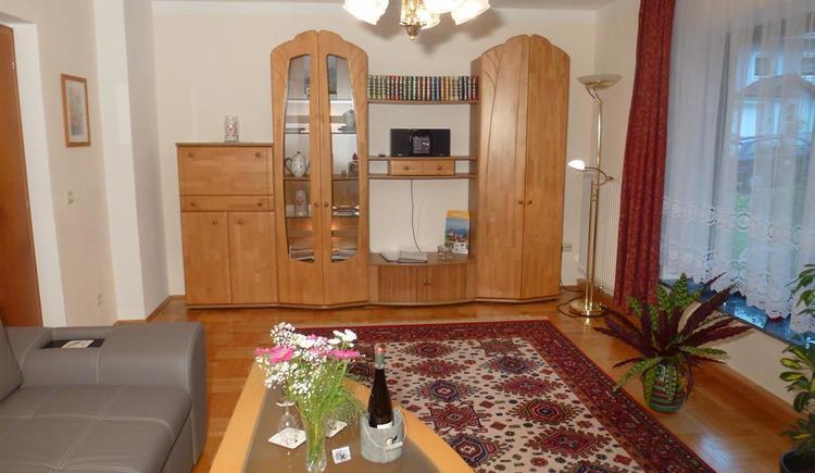 Living room_P1050590 (© Apartment Heidelinde)
