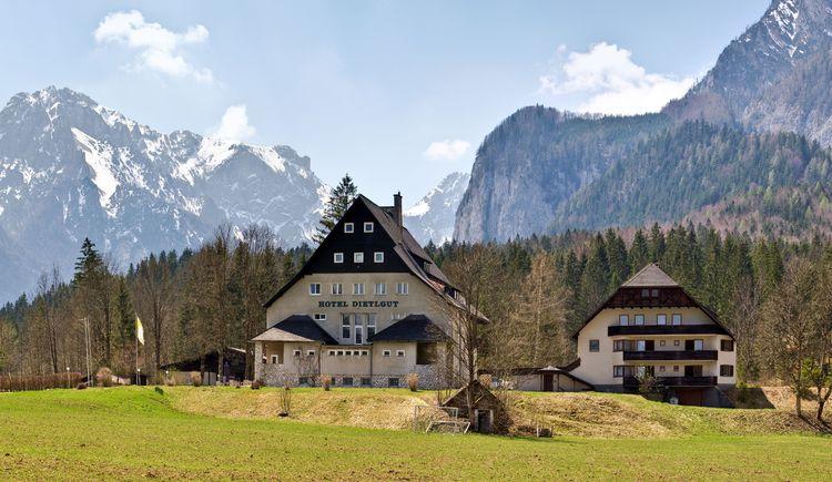 Hotel Dietlgut (© TVB Pyhrn-Priel/Sulzbacher)
