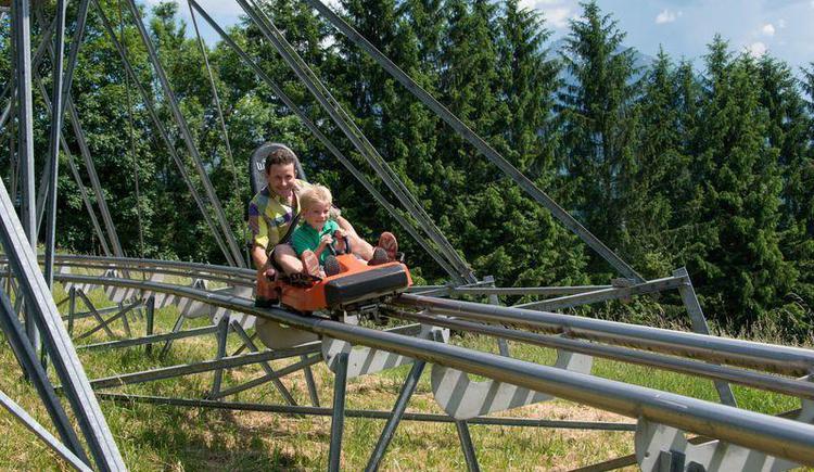 Alpine Coaster Wurbauerkogel (© HIWU/Jack Haijes)