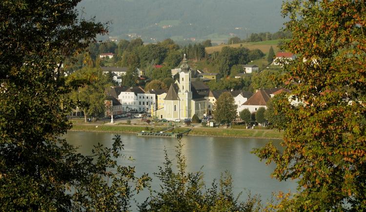 Aschach an der Donau, Pfarrkirch, Donau