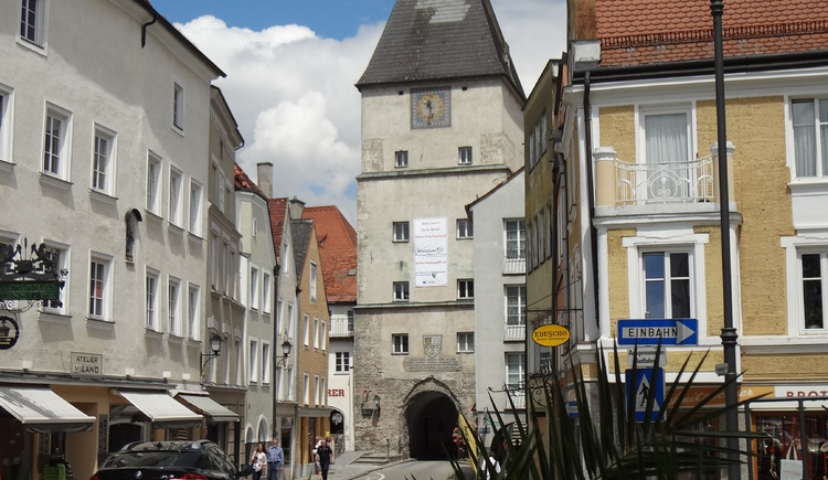 Stadttorturm (© MP)