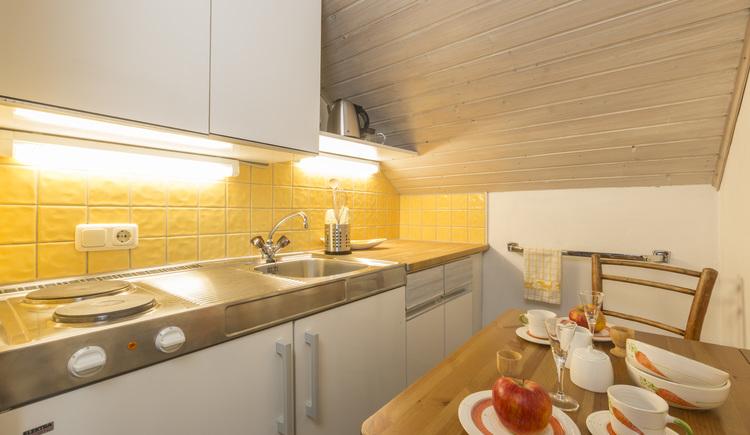 3 Mäderlhaus Wohnung Morgensonne Küche