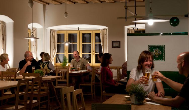 Gaststube im Gasthaus Seebauer (© Gasthaus Seebauer)
