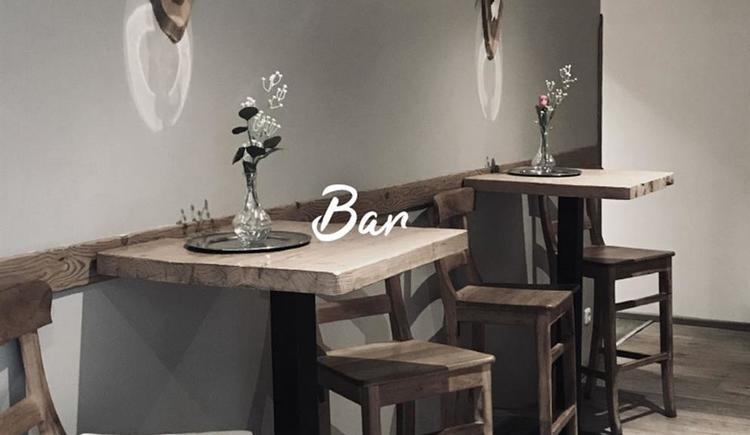 Bar (© Die Stube im Maximilianhof)