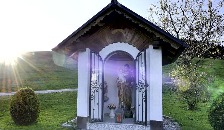 Rumpling Kapelle (© MTV Ferienregion Traunsee)