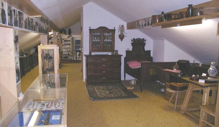 Heimatmuseum Rossbach (© Gemeinde St. Veith)