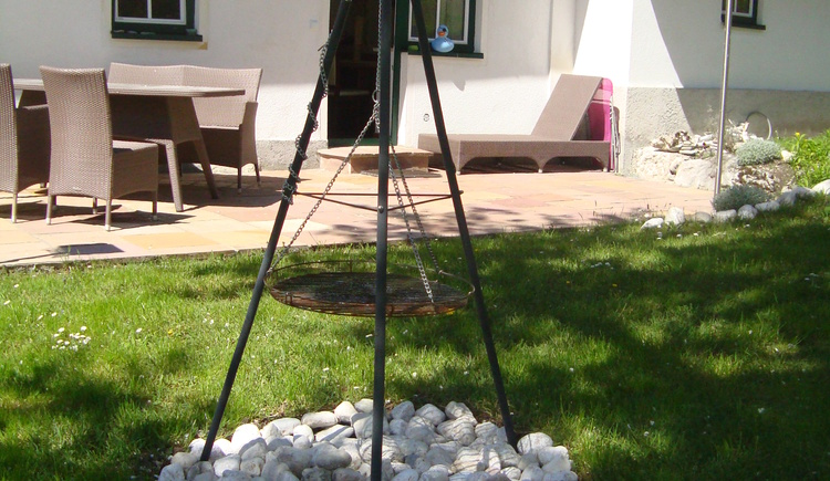 Barbecue in the spacious garden and enjoy on the terrace