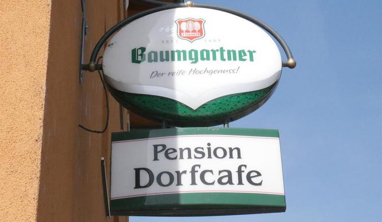 Pension Dorfcafe (© Dorfcafe Thalheim)
