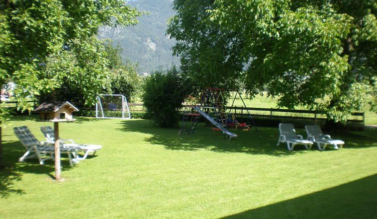 Kloibergütl, Garten. (© Sams)