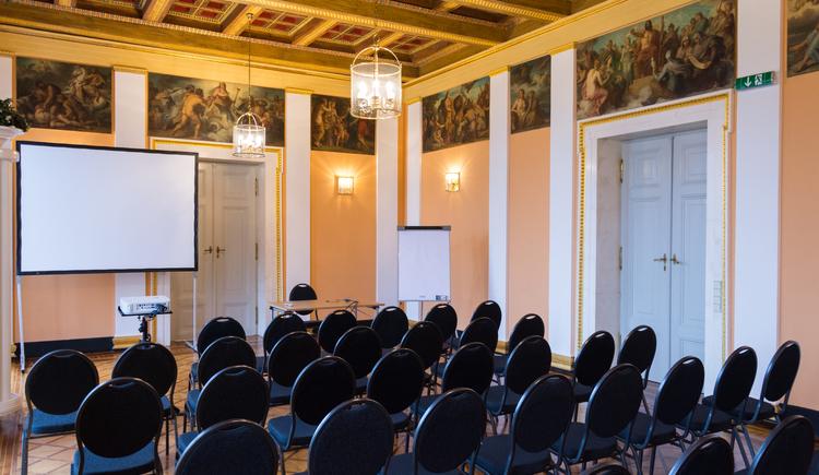 Prunkraum Villa Toscana