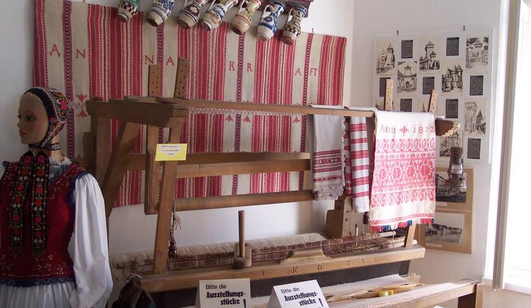 Museum der Heimatvertriebenen - Huebmerhaus (© Verbund Oö. Museen)