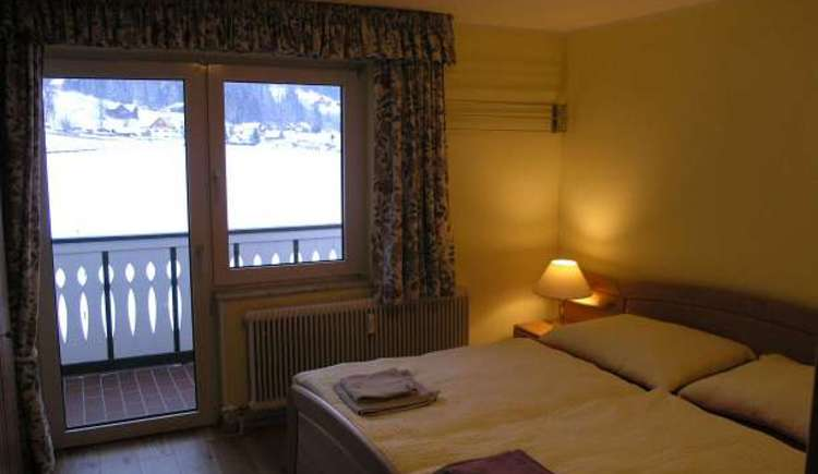 Pension Edelweiss, Gosau, Schlafzimmer 2
