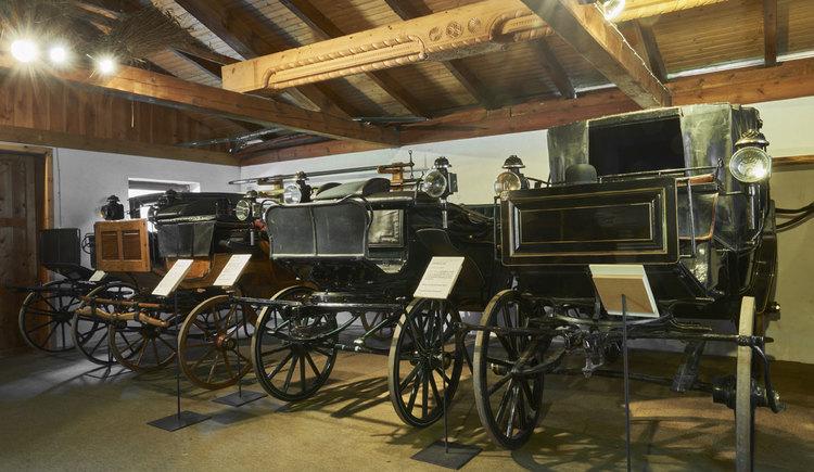 Kutschenmuseum Gruber - Großraming