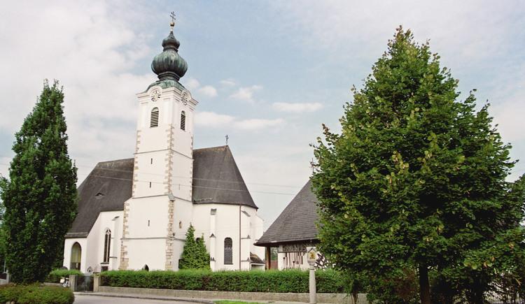 Weibern Kirche