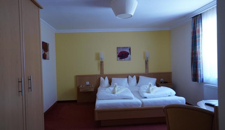Doppelzimmer Orchidee (© Angerer)