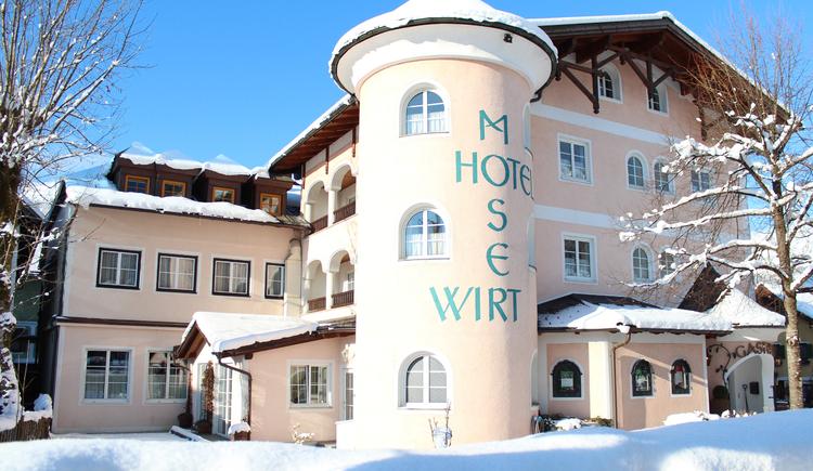 Winterurlaub im Gasthof Hotel Moserwirt Bad Goisern. (© www.moserwirt.at)