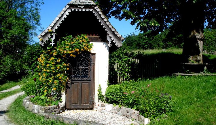 Hauskapelle (© Fam. Stöllinger)