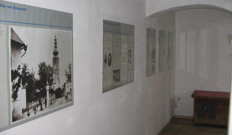 Anton-Bruckner-Zimmer (© Verbund Oö. Museen)