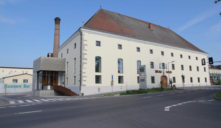 Brauhaus Freistadt (© Braucommune Freistadt)