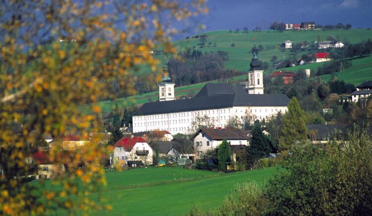 Durch's Alpenvorland nach Schlierbach