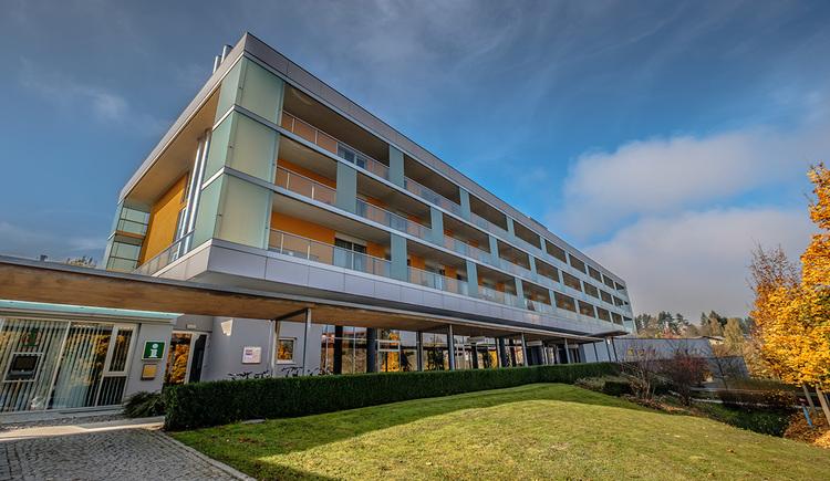 hotel-lebensquell-bad-zell-im-herbst (© Lebensquell Bad Zell)