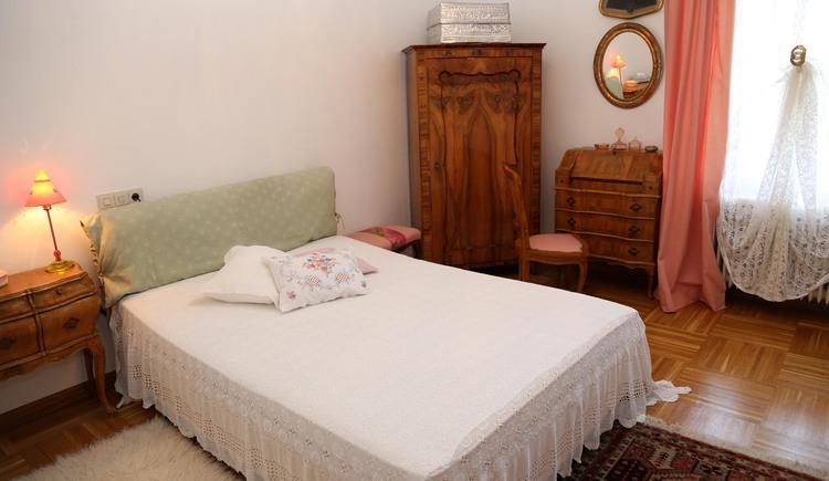 Schlafzimmer IV. (© Iris Daniela Auerbach)