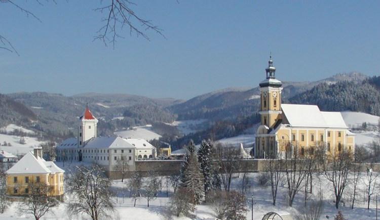 Stift Winter (© Marktgemeinde Waldhausen im Strudengau)