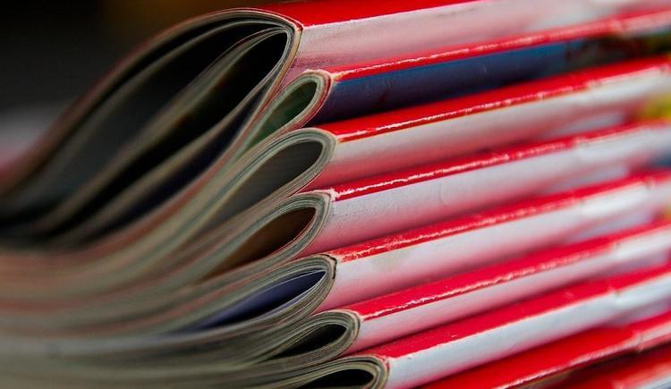 Zeitschriftenhandel (© www.pixabay.com)