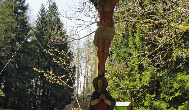 Häfelberg - Kreuz (© Ferienregion Attersee-Salzkammergut)