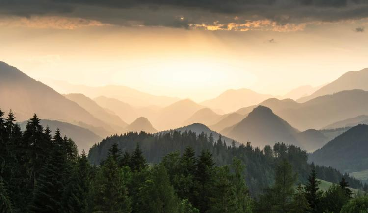 Windischgarstnertal Sonnenuntergang (© werner mair)