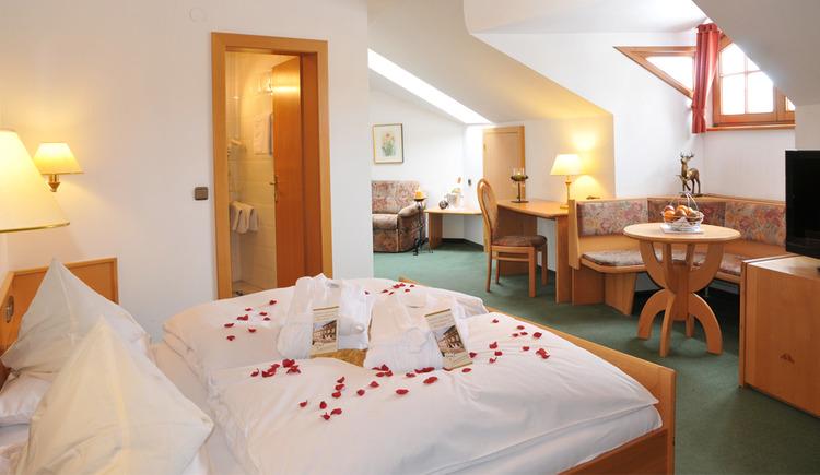 Hotel zum Goldenen Hirschen (© Familie Jäger)