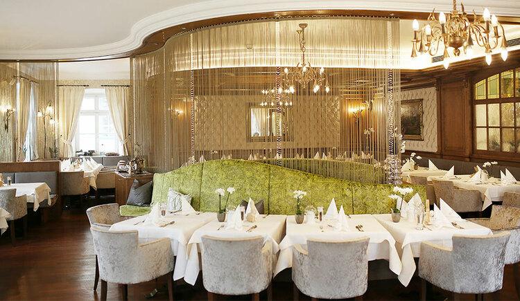 Restaurant Hotel Eichingerbauer**** Superior (© Sabine Sperr)