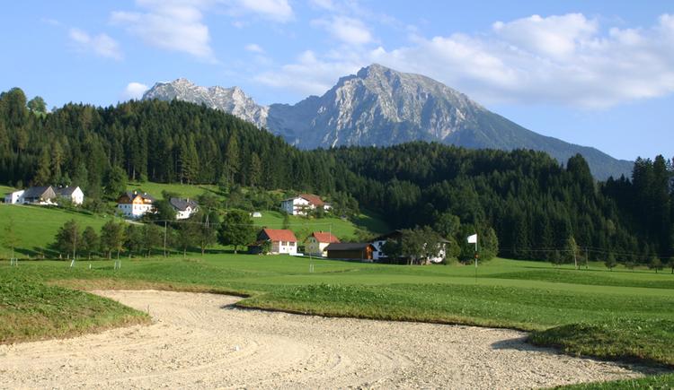 Golfplatz in Edlbach (© Schmid)
