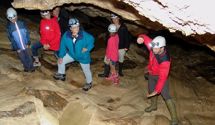 geführte Höhlentour, Höhle, Karst, Wasser, Abenteuer, Hinterstoder, Nationalpark Kalkalpen,