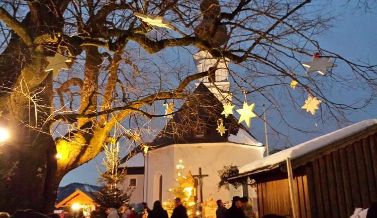 Advent under the linden tree (© Tourismusverband Faistenau)