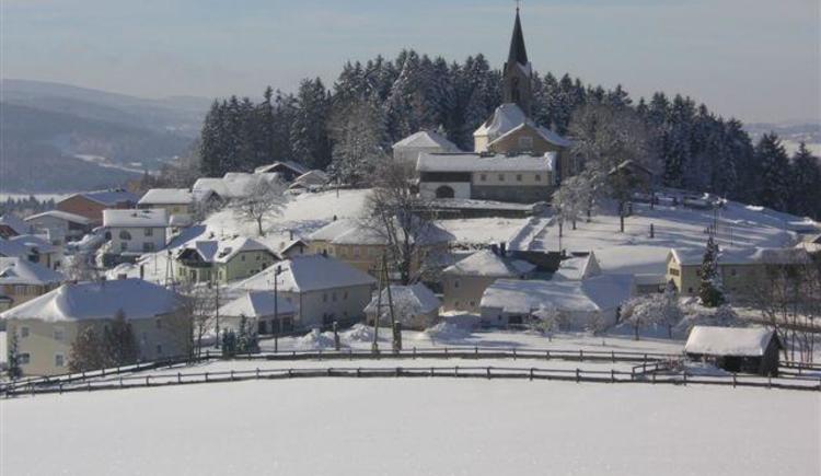 Schwarzenberg im Winter (© Privat)