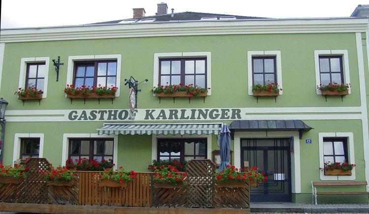 Gasthof Karlinger (© Tourismusverband Königswiesen)