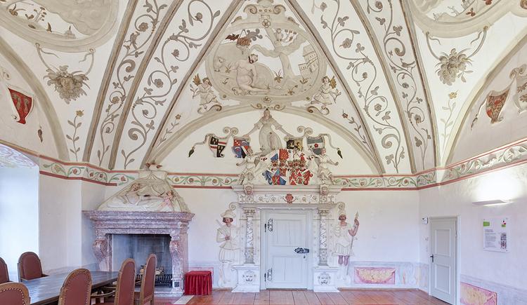 Schloss Weinberg, Kaisersaal