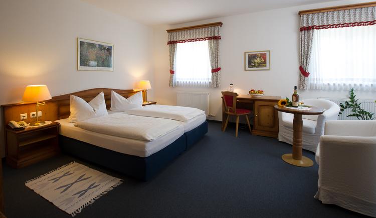 Doppelzimmer (© Hotel Nöserlgut)