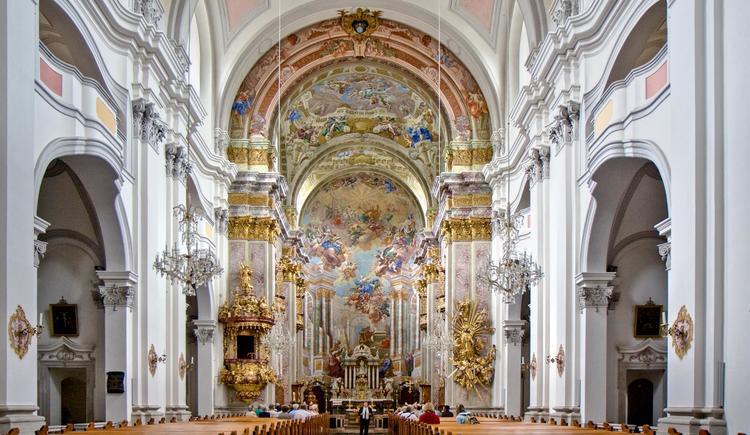 Stiftskirche (© TVB Pyhrn-Priel/Sulzbacher)