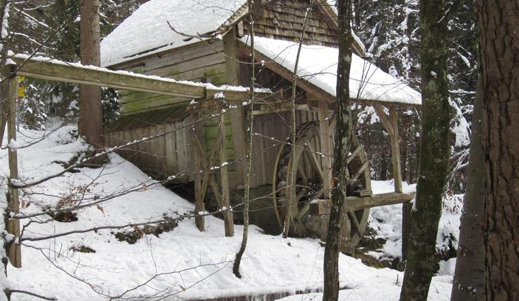 Mühle Plötz (© Hölzl)