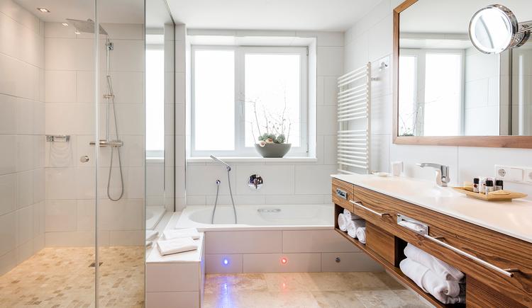 Badezimmer Suite. (© Günther Standl)