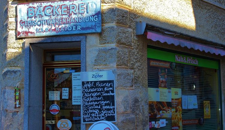 Bäckerei Haider Brot und Backwaren