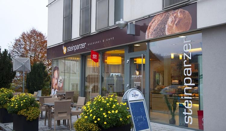 Bäckerei-Cafe Steinparzer - Maria Neustift