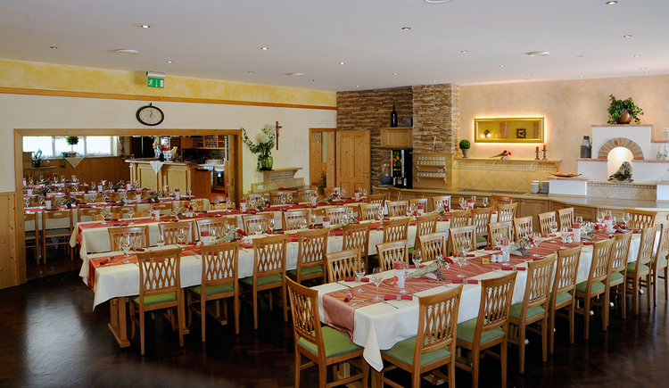 Ferienhotel Innviertel in Kirchheim im Innkreis - Innenansicht Gaststube